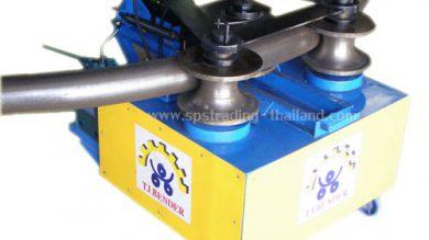 เครื่องดัดท่อโค้งแนวนอน TJ bander 2007-1 L